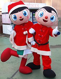 photo:パルパルファミリー in クリスマス