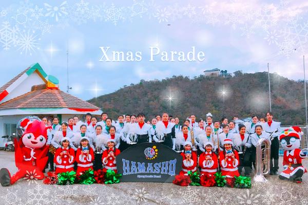 クリスマスパレード2020♪
