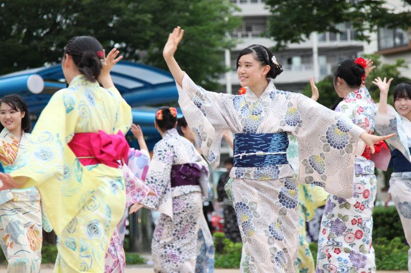 【8/8・10】浜松注染浴衣パフォーマンスショー