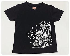 Tシャツ(花火)