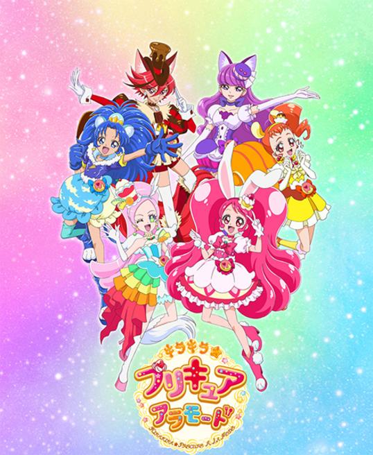 キラキラ☆プリキュアアラモードショー キュアパルフェ登場!