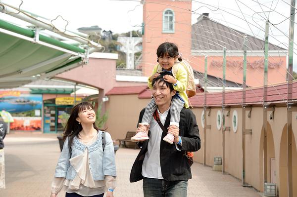父の日は家族で楽しめる遊園地パルパルにおでかけしよう!